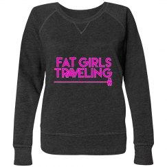 FGT Pink Luggage Sweatshirt