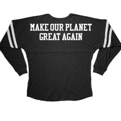 Make Our Planet Great Again Jersey