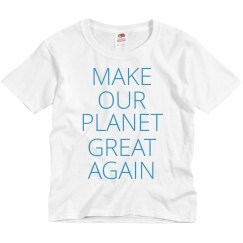 Kids Making Our Planet Great Again
