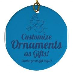 Gift Christmas Ornaments