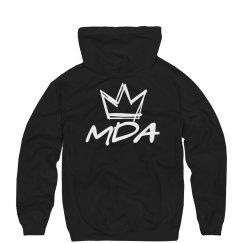 MDA- Crown hoodie