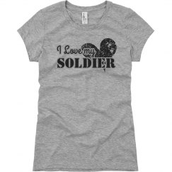 93459a5e Custom Military Mom Shirts, Sweats, Bags, & More