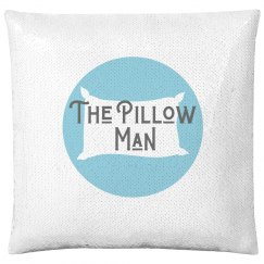 The Pillow Man Pillow