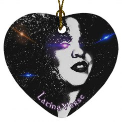 LatinaVerse Pendant-Jazzy Art