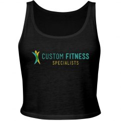 CFS Ladies Crop Top