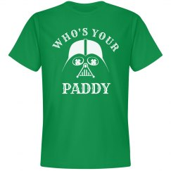 Who's Your Paddy Irish Darth Vader