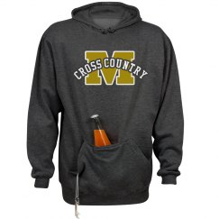 Custom Cross Country Track Hoodie