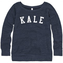 Kale University Sweatshirt