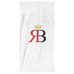 Red Bottoms Beach Towel