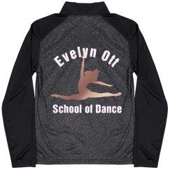 EOSOD Quarter-Zip Pullover