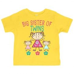 Big Sister of Twins