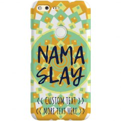 Customizable Mandala Nama Slay