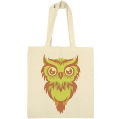 Cute Owl Day Tote