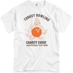 Turkey Bowling Charity
