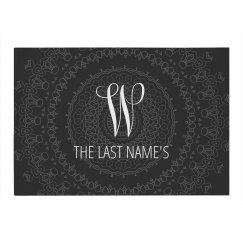 Custom Monogram House Warming Gift