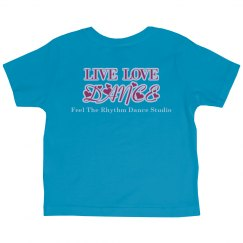 Toddler Live Love Dance
