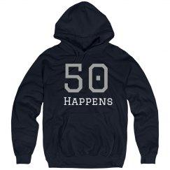 50 Happens