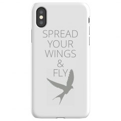 Spread Your Wings & Fly