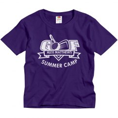 Golf Summer Camp