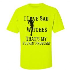 Bad Witches Men Tee