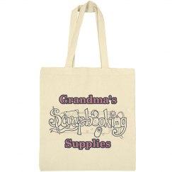 Grandma's Scrapbooking