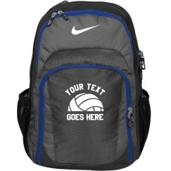 Personalized Text Volleyball School