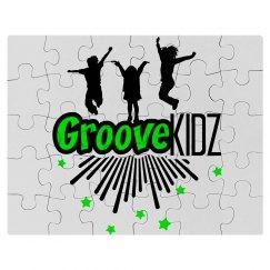 Goove Kidz Cardboard Jigsaw Puzzle