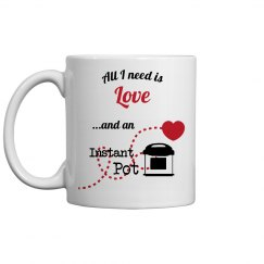 "White mug-""All I need...an IP"