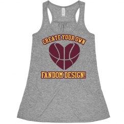 Custom Sports Fan
