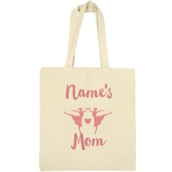 Custom Name Dance Mom Heart