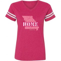 That Girl Knows Electric Pink Missouri Home