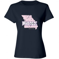 That Girl Knows Missouri Home Tee