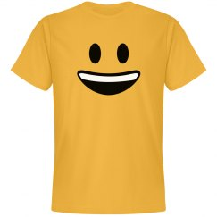 Emoji Very Big Smile Costume
