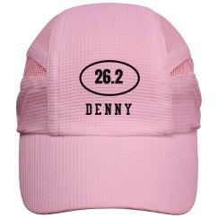 Custom Marathon Hat
