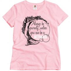 Mermaid - Always be yourself