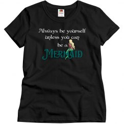 Mermaid - Be yourself