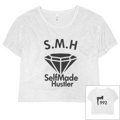 S.M.H lady's Tee