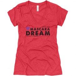 Living the Mascara Dream V-Neck