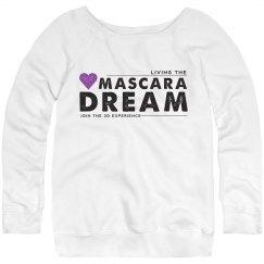Living the Mascara Dream Sweater