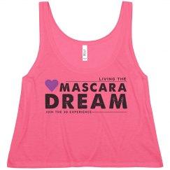 Living the Mascara Dream Top