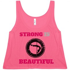 Strong Is Tank White