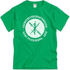 #sendthecrushahtorussia Promo shirt