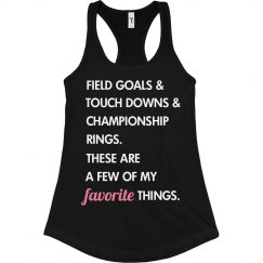 Favorite Things - Football Tank