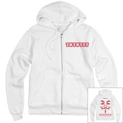 TWTWYTT Sip Up White/Red