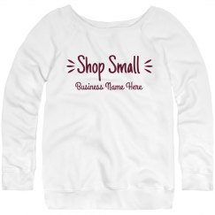 Shop Small Custom Sweater