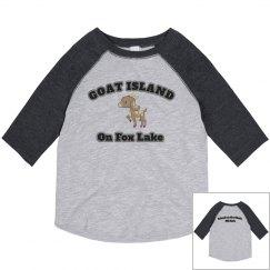 Toddler Goat Island Fox lake