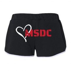 Love MSDC shorts