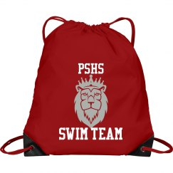 Swim Team Custom Mascot