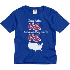 Hate U.S. Ain't U.S. (Boys)
