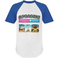 GOBABIES RINGER TEE